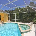 Ferienhaus Florida FVE42660 Terrasse am Pool