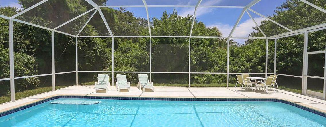 Ferienhaus Florida FVE42665 Blick auf den Pool