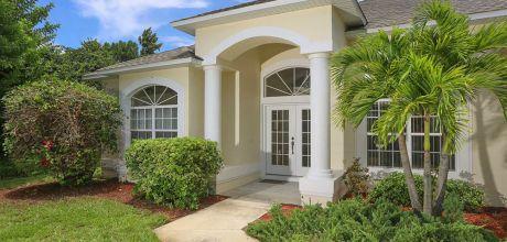 Ferienhaus Florida Manasota Beach 42665 mit beheizbarem Pool in Strandnähe (ca. 900m), Grundstück 2.000qm, Wohnfläche 250qm. Wechseltag flexibel.