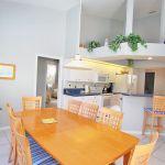 Ferienhaus Florida FVE42665 Küche mit Essbereich