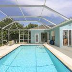 Ferienhaus Florida FVE42665 Terrasse um den Pool