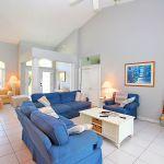 Ferienhaus Florida FVE42665 Wohnraum mit TV