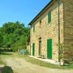 Ferienhaus Toskana TOH310 - Auffahrt und Finca