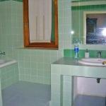 Ferienhaus Toskana TOH310 - Badezimmer mit Wanne