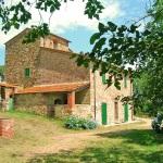 Ferienhaus Toskana TOH310 - Hausansicht
