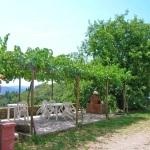 Ferienhaus Toskana TOH310 - Sommerterasse mit Sitzgelegenheiten