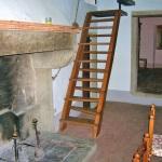 Ferienhaus Toskana TOH310 - Treppenaufgang