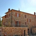 Ferienhaus Toskana TOH315 - Auffahrt