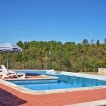 Ferienhaus Toskana TOH315 - Sonnenliegen am Pool