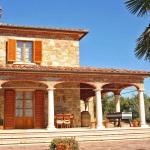 Ferienhaus Toskana TOH315 - Terrasse