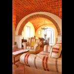 Ferienhaus Toskana TOH315 - Wohnraum mit Sofas