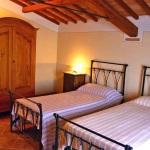 Ferienhaus Toskana TOH315 - Zweibettzimmer