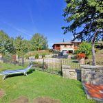 Ferienhaus Toskana TOH317 Garten mit Liege