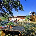 Ferienhaus Toskana TOH317 Gartentisch