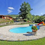 Ferienhaus Toskana TOH317 Poolbereich