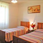 Ferienhaus Toskana TOH317 Zweibettzimmer