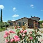 Ferienhaus Toskana TOH320 - Auffahrt