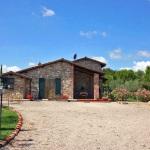 Ferienhaus Toskana TOH320 - Auffahrt zum Haus