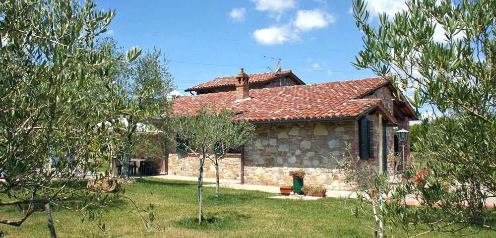Toskana ferienhaus castiglione del lago mit pool mieten - Toskana garten ...