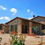 Ferienhaus Toskana TOH320 - Hausansicht