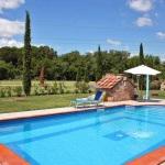 Ferienhaus Toskana TOH320 - Poolbereich