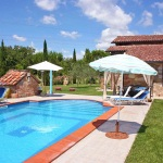 Ferienhaus Toskana TOH320 - Privatpool