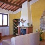 Ferienhaus Toskana TOH320 - Wohnbereich