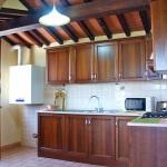 Ferienhaus Toskana TOH320 - große Küche