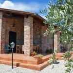 Ferienhaus Toskana TOH325 - überdachte Terrasse