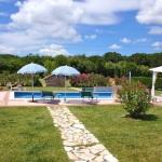 Ferienhaus Toskana TOH325 - Garten mit Pool