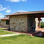 Ferienhaus Toskana TOH325 - Gartenanlage