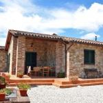 Ferienhaus Toskana TOH325 - Hausansicht