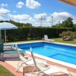 Ferienhaus Toskana TOH325 - Pool mit Liegestühlen