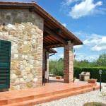 Ferienhaus Toskana TOH325 - Veranda