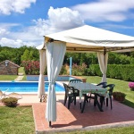 Ferienhaus Toskana TOH325 - schattiges Plätzchen