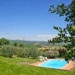 Ferienhaus Toskana TOH345 Pool im Garten