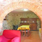 Ferienhaus Toskana TOH345 Wohnbereich