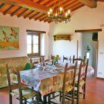 Ferienhaus Toskana TOH345 Wohnebene