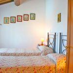 Ferienhaus Toskana TOH345 Zweibettzimmer