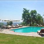Ferienhaus Toskana TOH350 - Poolbereich