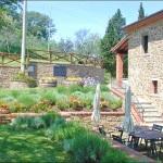 Ferienhaus Toskana TOH350 - Terrasse
