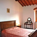 Ferienhaus Toskana TOH360 - Doppelbettzimmer