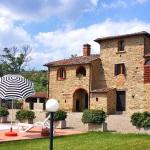 Ferienhaus Toskana TOH360 - Gartenanlage
