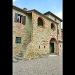 Ferienhaus Toskana TOH360 - Hausansicht