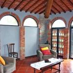Ferienhaus Toskana TOH360 - Wohnraum