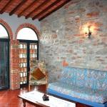 Ferienhaus Toskana TOH360 - Wohnzimmer