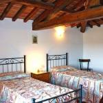 Ferienhaus Toskana TOH360 - Zweibettzimmer