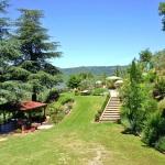 Ferienhaus Toskana TOH365 - Gartenanlage