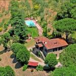 Ferienhaus Toskana TOH365 - Gartengrundstück