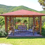 Ferienhaus Toskana TOH365 - Pavillon